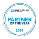 Norweigian Cruise Line Supplier Award